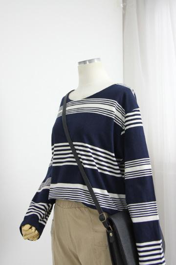캐주얼무드 단가라 티셔츠 DD1447