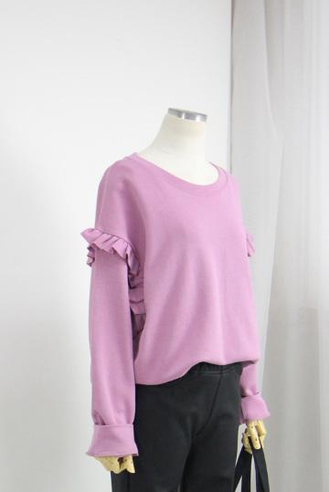샤이 프릴 맨투맨 티셔츠 DD1449