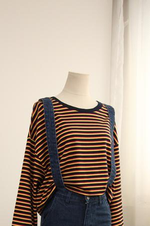 팝 단가라 티셔츠 GOA975