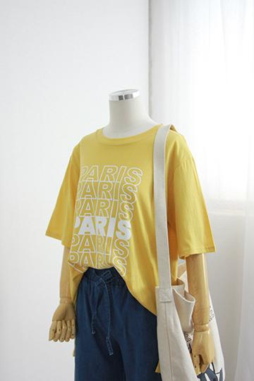 빈츠 PARIS 티셔츠 LV1283