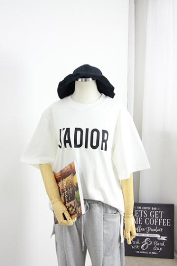 자도르 반팔 티셔츠 LV1305
