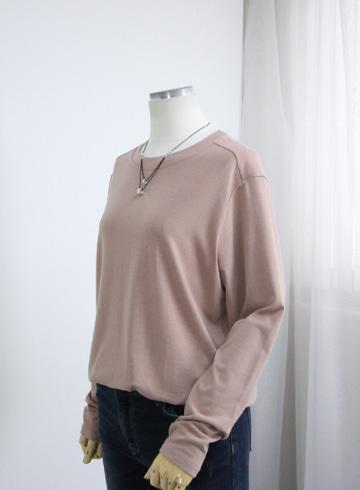 선데이 라운드넥 티셔츠 MN1325