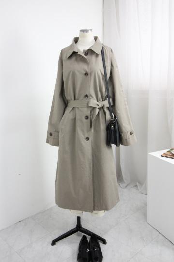 디앤 바바리 코트 MSM1934