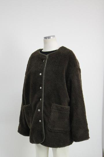 뽀글이 양털 자켓 MSM1948