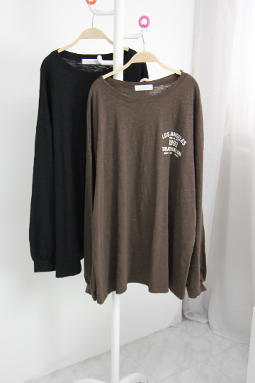 로스 루즈핏 티셔츠 OCH52