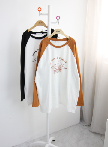 센서블 나그랑 티셔츠 OCH65
