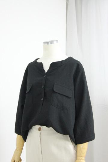 피플 포켓 남방셔츠 OKI519