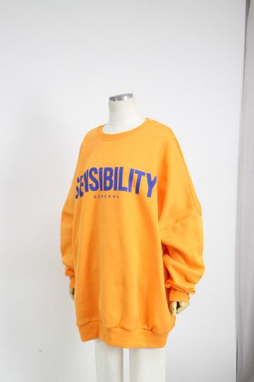 빌리티 기모 맨투맨 티셔츠 PS115