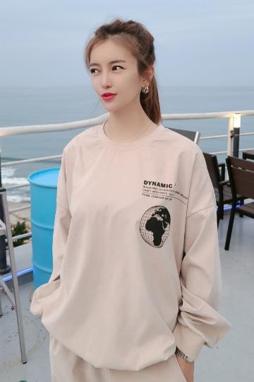 다이나믹 맨투맨 티셔츠 PS89