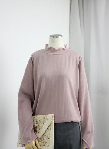여리 미니폴라 티셔츠 QZ1037