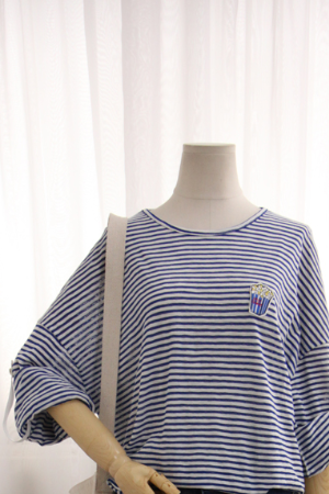 팝콘단가라 티셔츠 STM1199