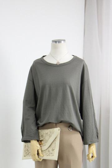마크 베이직 티셔츠  STM1515
