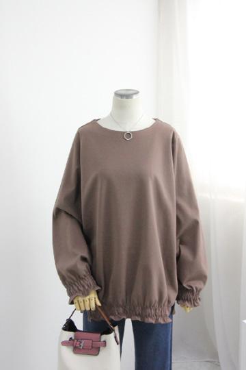 스모크 라운드넥 티셔츠 STM1524