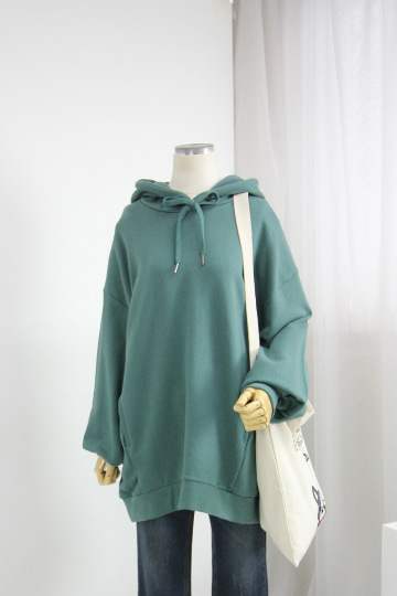제링 쭈리 후드 티셔츠 STM1533