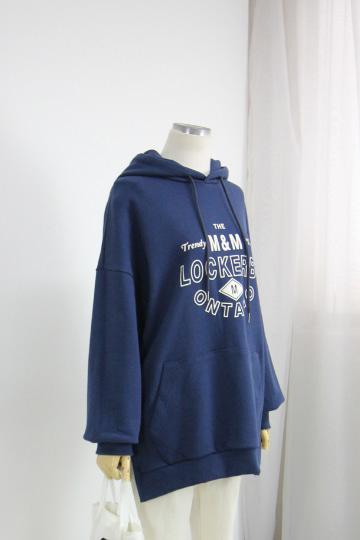미유 쭈리 후드티셔츠 STM1548