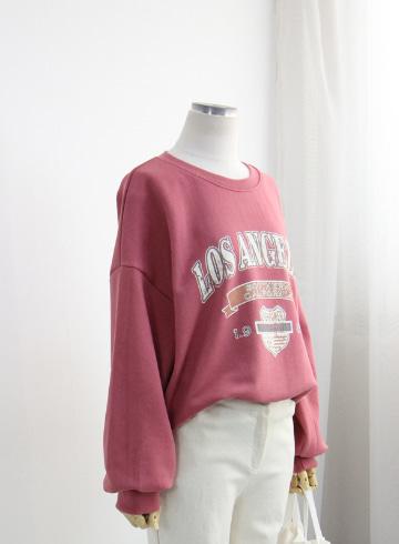 미드 쭈리 맨투맨 티셔츠 STM1578