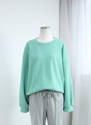 케미 맨투맨 티셔츠 STM1582