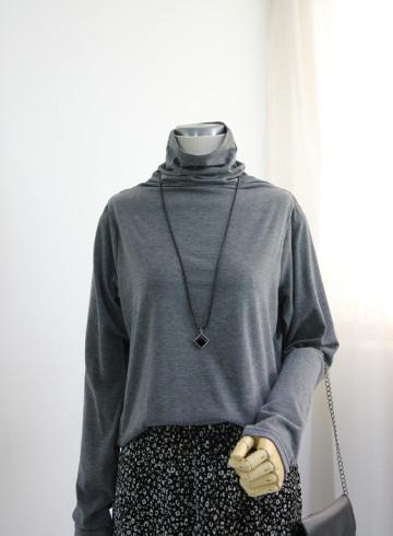 루어 기모 폴라 티셔츠 TTG1157
