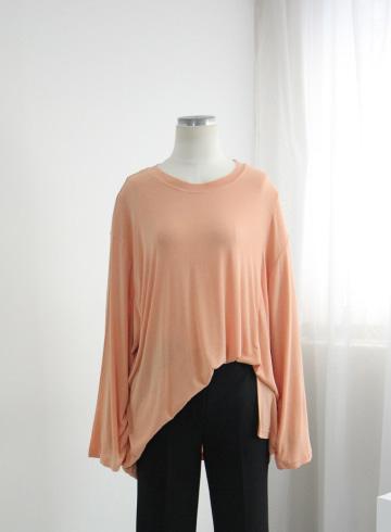로아 트임 루즈핏 티셔츠 TTG1201