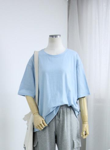 마리 반팔 티셔츠 EZR22