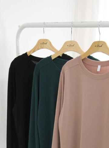 리아 라운드넥 티셔츠 MN1352